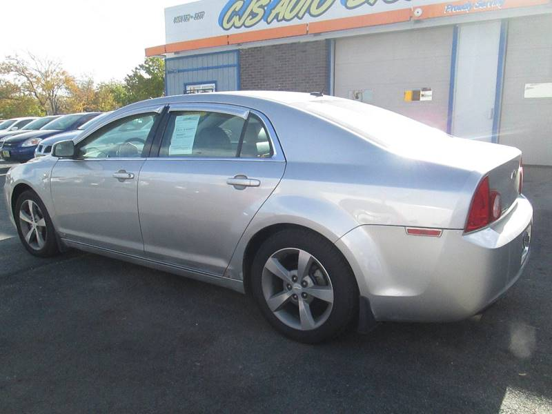 2008 Chevrolet Malibu for sale at CJ's Auto Store LTD in Toledo OH
