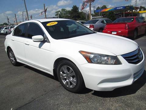 2011 Honda Accord for sale at CJ's Auto Store LTD in Toledo OH