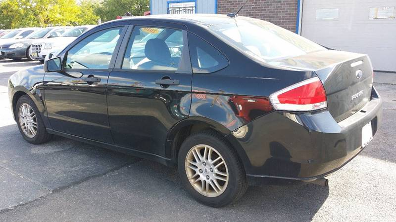 2010 Ford Focus for sale at CJ's Auto Store LTD in Toledo OH