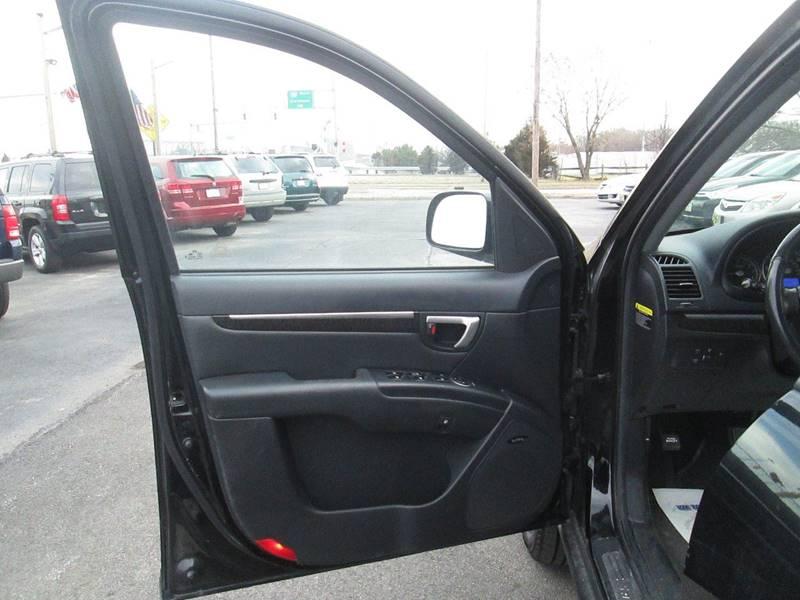 2009 Hyundai Santa Fe for sale at CJ's Auto Store LTD in Toledo OH
