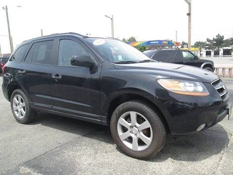 2009 Hyundai Santa Fe for sale at CJ's Auto Store LTD in Toledo OH