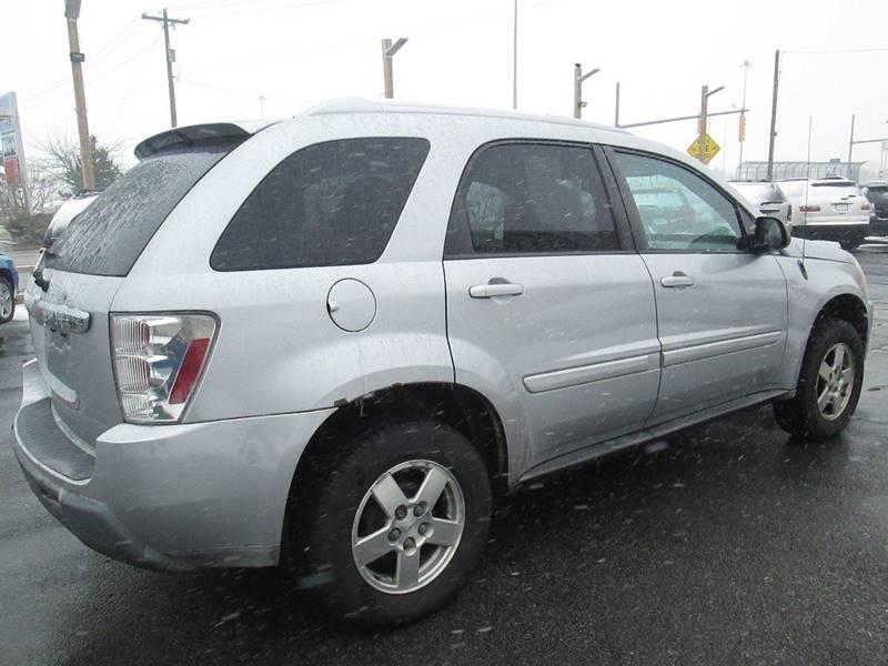 2005 Chevrolet Equinox for sale at CJ's Auto Store LTD in Toledo OH