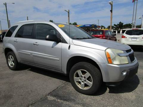 2005 Chevrolet Equinox for sale at CJ's Auto Store LTD in Toledo OH