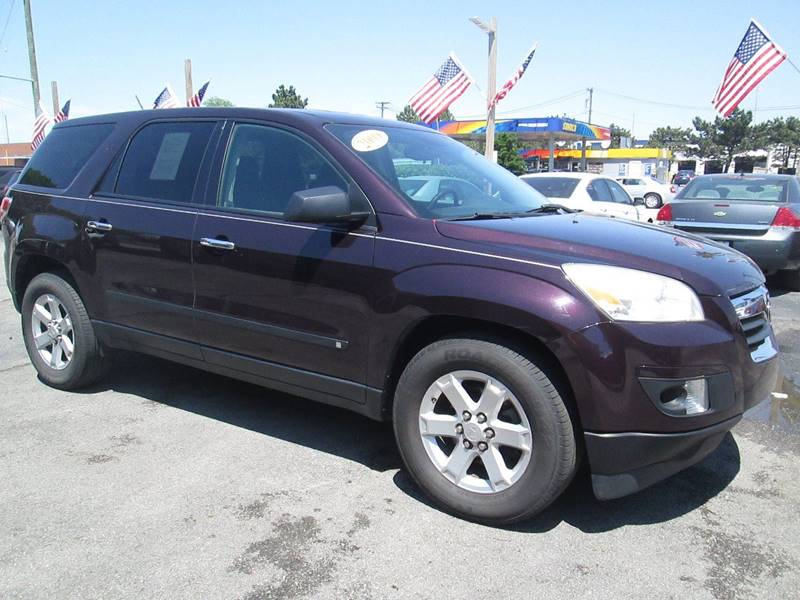 2009 Saturn Outlook for sale at CJ's Auto Store LTD in Toledo OH