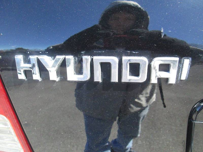 2006 Hyundai Tucson for sale at CJ's Auto Store LTD in Toledo OH