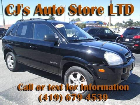 2006 Hyundai Tucson for sale in Toledo, OH