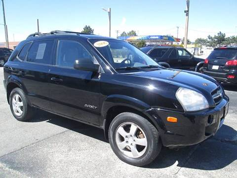 2006 Hyundai Tucson for sale at CJ's Auto Store LTD in Toledo OH