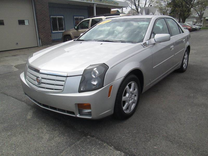 2007 Cadillac CTS for sale at CJ's Auto Store LTD in Toledo OH