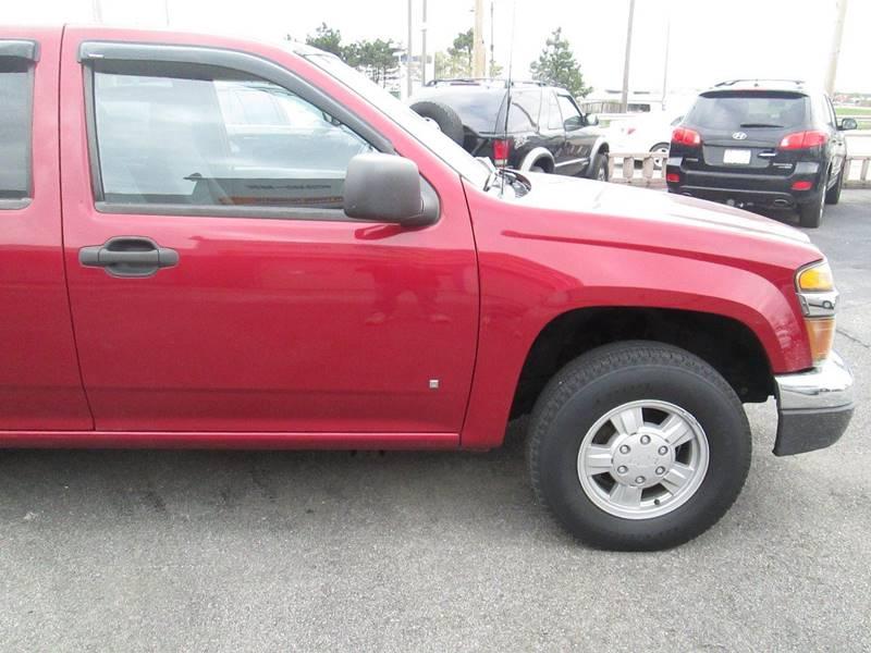 2006 Chevrolet Colorado for sale at CJ's Auto Store LTD in Toledo OH