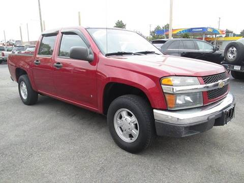 2006 Chevrolet Colorado for sale at CJ's Auto Store LTD in Toledo OH