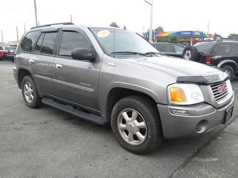 2006 GMC Envoy for sale at CJ's Auto Store LTD in Toledo OH