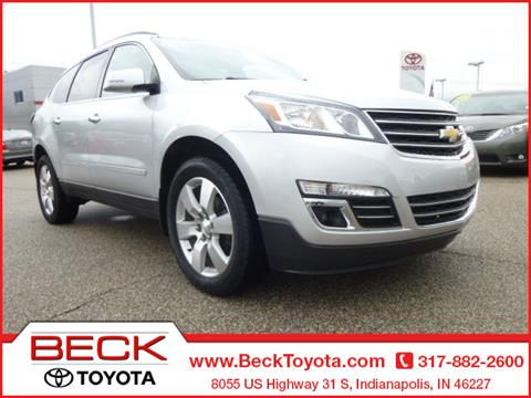 2014 Chevrolet Traverse for sale in Indianapolis, IN