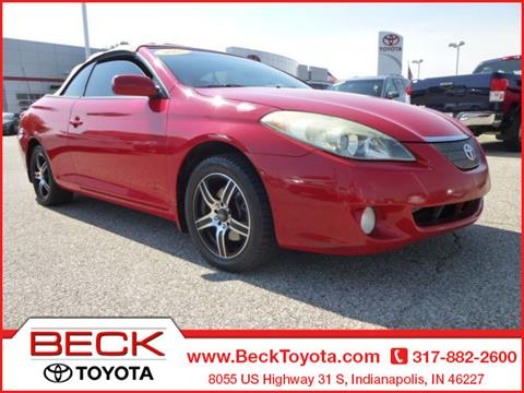 2005 Toyota Camry Solara for sale in Indianapolis IN