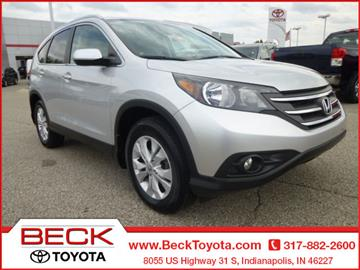 2012 Honda CR-V for sale in Indianapolis, IN