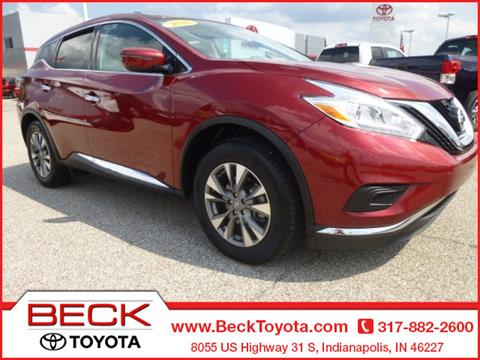 2016 Nissan Murano for sale in Indianapolis, IN