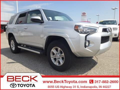 2014 Toyota 4Runner for sale in Indianapolis IN