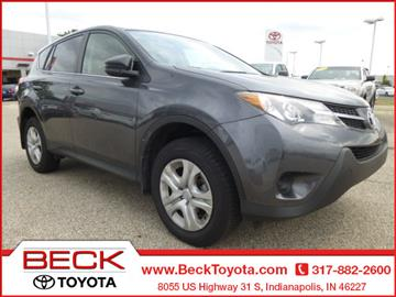 2015 Toyota RAV4 for sale in Indianapolis, IN