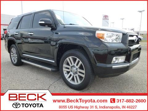 2013 Toyota 4Runner for sale in Indianapolis, IN