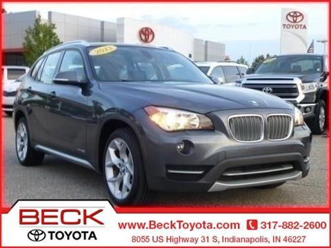 2013 BMW X1 for sale in Indianapolis IN