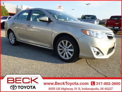 2014 Toyota Camry for sale in Indianapolis, IN