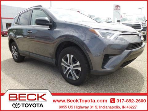 2016 Toyota RAV4 for sale in Indianapolis, IN