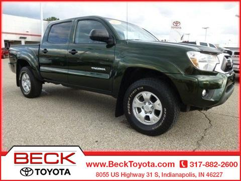2013 Toyota Tacoma for sale in Indianapolis, IN