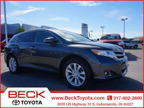 2013 Toyota Venza for sale in Indianapolis IN
