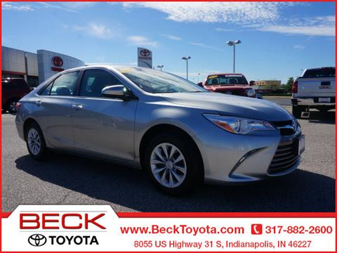 2016 Toyota Camry for sale in Indianapolis, IN