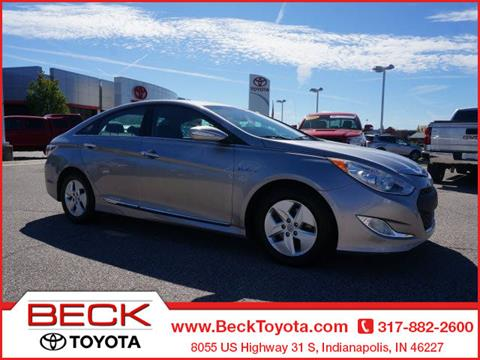 2012 Hyundai Sonata Hybrid for sale in Indianapolis IN