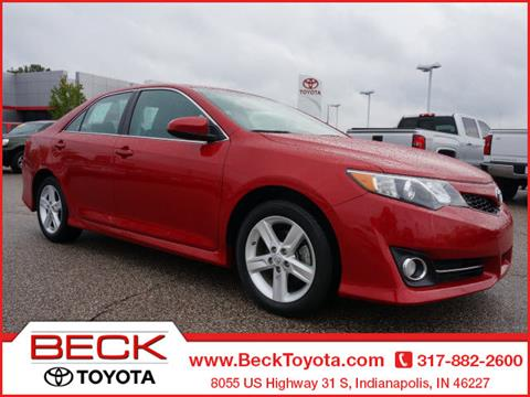 2014 Toyota Camry for sale in Indianapolis IN