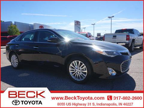 2015 Toyota Avalon Hybrid for sale in Indianapolis, IN
