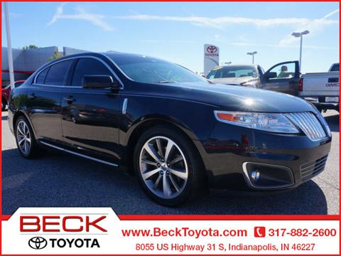 2009 Lincoln MKS for sale in Indianapolis IN