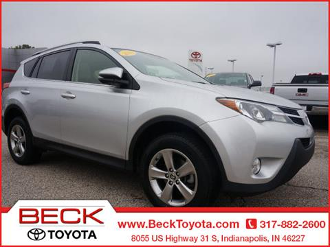 2015 Toyota RAV4 for sale in Indianapolis IN