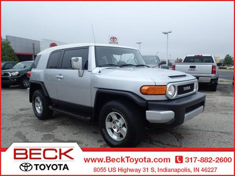 2008 Toyota FJ Cruiser for sale in Indianapolis IN