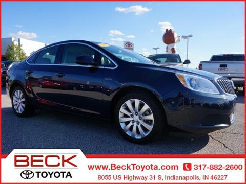 2015 Buick Verano for sale in Indianapolis IN