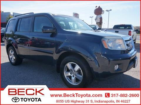 2010 Honda Pilot for sale in Indianapolis IN