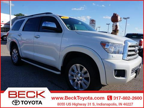 2016 Toyota Sequoia for sale in Indianapolis, IN
