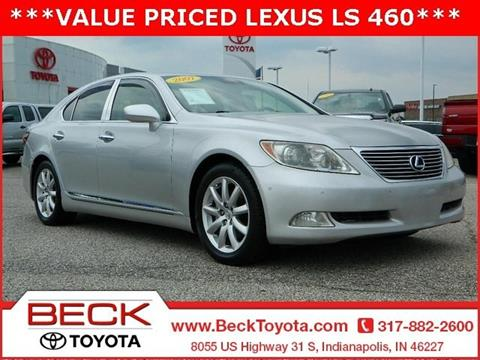 2007 Lexus LS 460 for sale in Indianapolis, IN