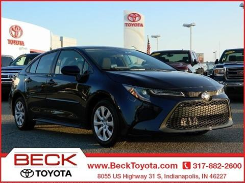 2020 Toyota Corolla for sale in Indianapolis, IN