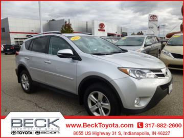 2013 Toyota RAV4 for sale in Indianapolis, IN