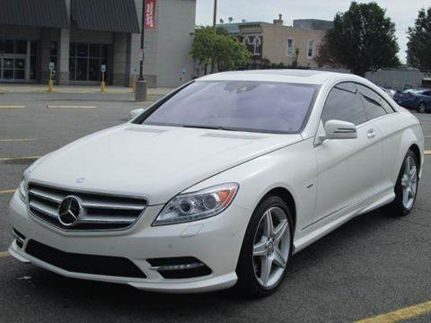 2011 Mercedes-Benz CL-Class for sale at HI CLASS AUTO SALES in Staten Island NY