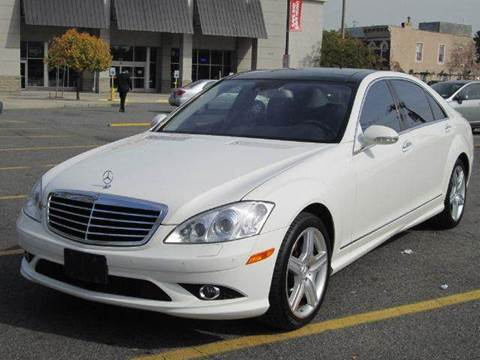 2008 Mercedes-Benz S-Class for sale at HI CLASS AUTO SALES in Staten Island NY
