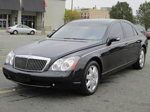 2005 Maybach 57 for sale at HI CLASS AUTO SALES in Staten Island NY