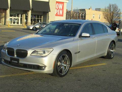 2009 BMW 7 Series for sale at HI CLASS AUTO SALES in Staten Island NY