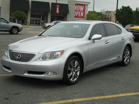 2008 Lexus LS 460 for sale at HI CLASS AUTO SALES in Staten Island NY