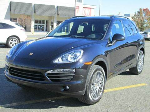 2013 Porsche Cayenne for sale at HI CLASS AUTO SALES in Staten Island NY