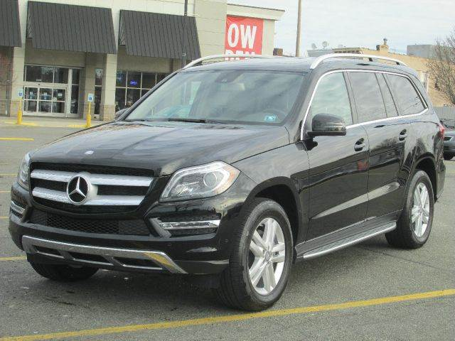 2013 Mercedes-Benz GL-Class for sale at HI CLASS AUTO SALES in Staten Island NY