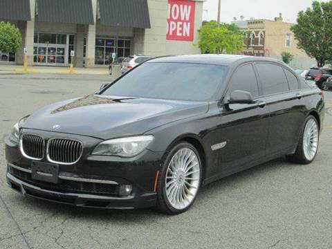 2011 BMW 7 Series for sale at HI CLASS AUTO SALES in Staten Island NY