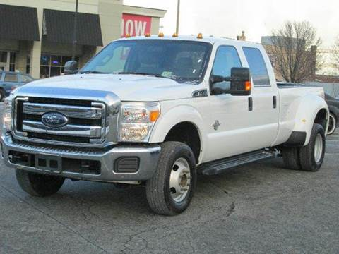 2014 Ford F-350 Super Duty for sale at HI CLASS AUTO SALES in Staten Island NY