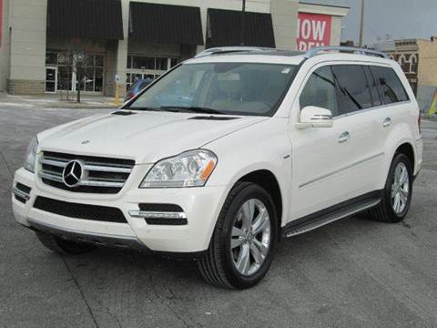 2011 Mercedes-Benz GL-Class for sale at HI CLASS AUTO SALES in Staten Island NY